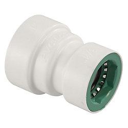 Orbit 1-inch x 3/4-inch PVC-Lock Reducer Coupling