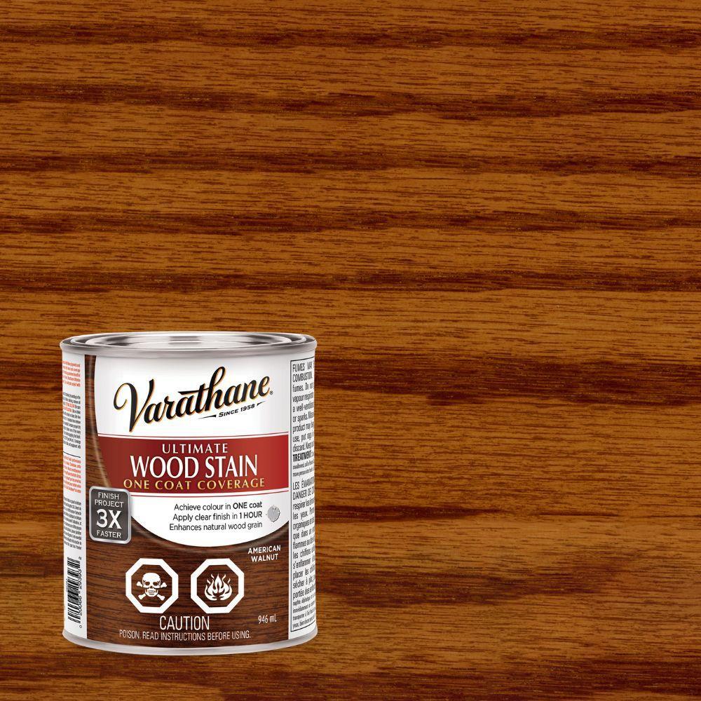 Varathane Ultimate Stain American Walnut 946ml