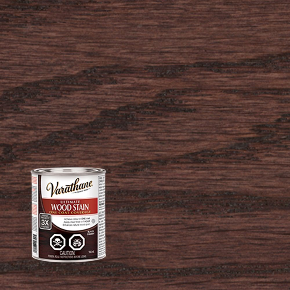 Varathane Ultimate Stain Black Cherry 946ml