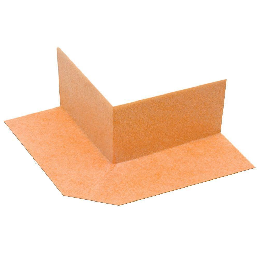 Seuil de douche en polystyrène 122cm x 15,2cm x 11,4cm (48pox 6pox 41/2po) Kerdi