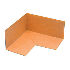 Kerdi-Kereck-F Pre-Formed Waterproofing Tile Edge Inside Corners (2-Pack)