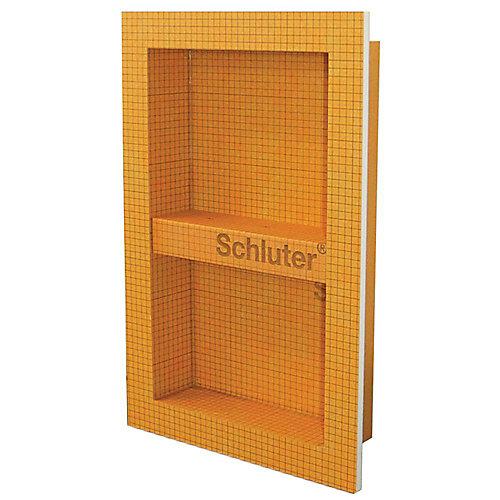 Kerdi-Board-SN 12 in. x 20 in. Shower Niche