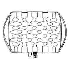 Small Stainless Steel BBQ Fish Basket