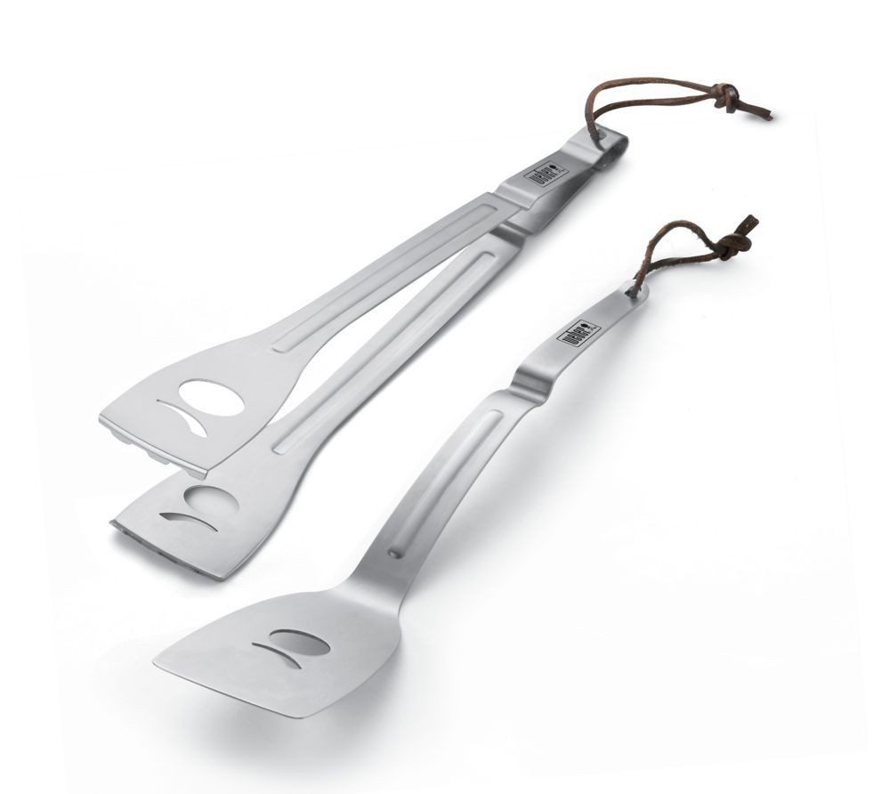 Q Two-Piece Stainless Steel Tool Set