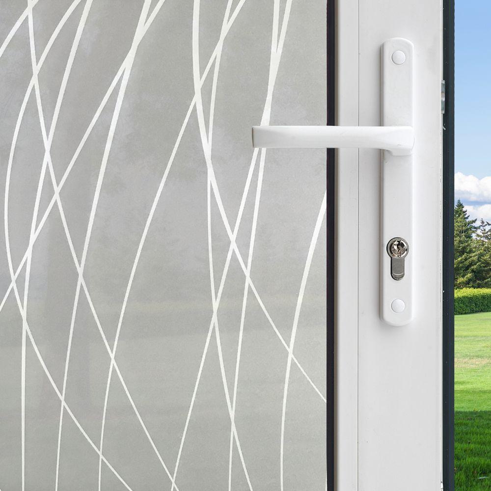 Glade Decorative Privacy Window Film