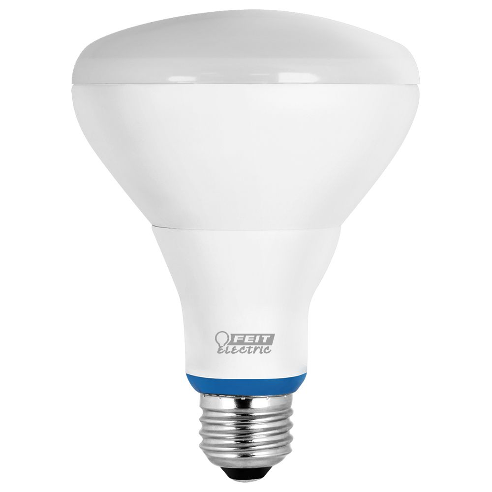 65W Replacement Soft White BR30 Dimmable HomeBrite Bluetooth Smart LED Light Bulb