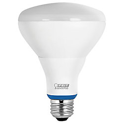 Feit 65W Replacement Soft White BR30 Dimmable HomeBrite Bluetooth Smart LED Light Bulb