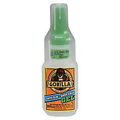 Gorilla 20g Super Glue Gel