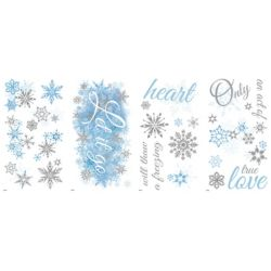 RoomMates Frozen Let It Go Peel & Stick Wall Decal