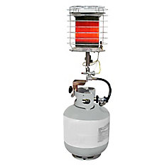 40K BTU 360 Liquid Propane Tank Top Heater