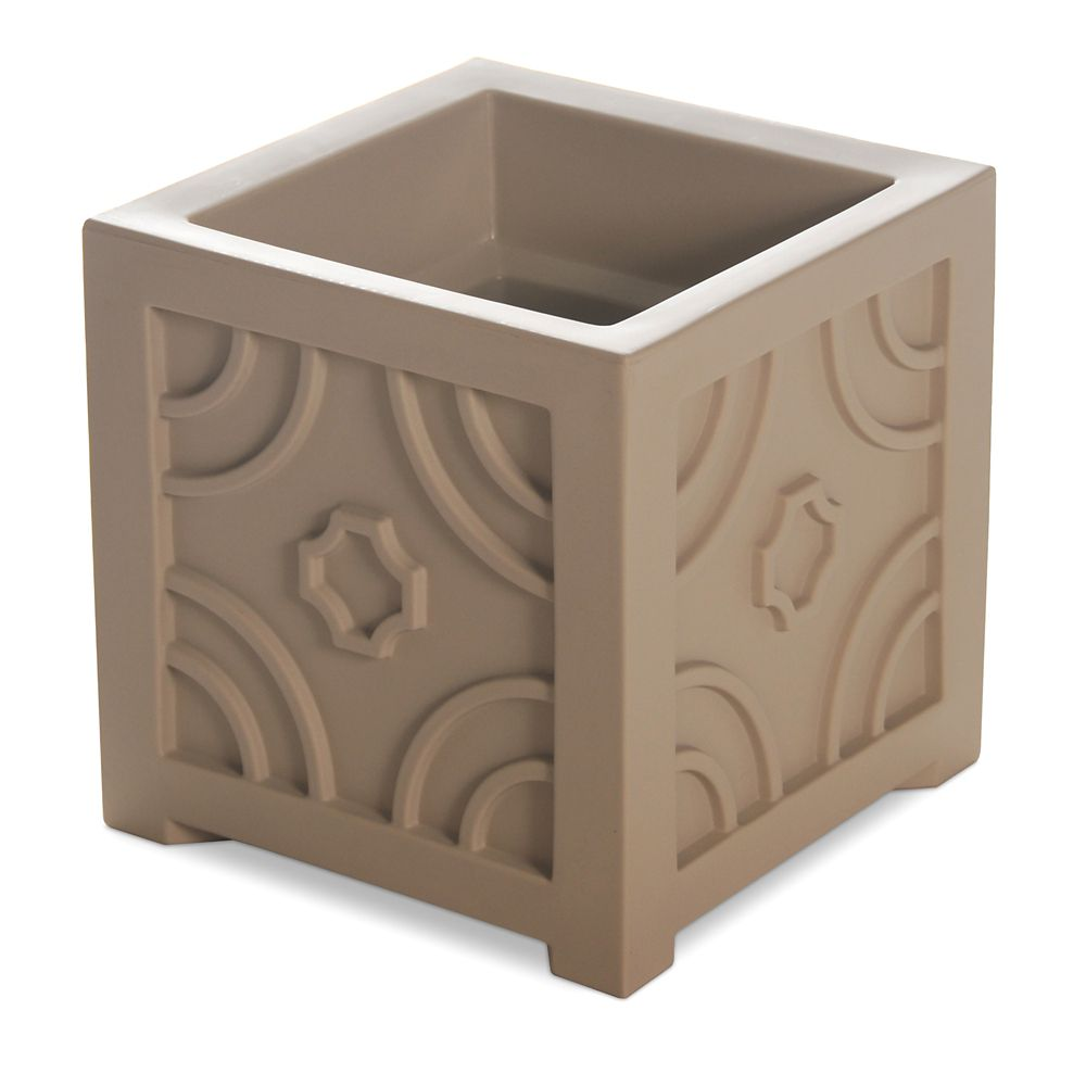 Savannah Patio Planter 16x16 Clay