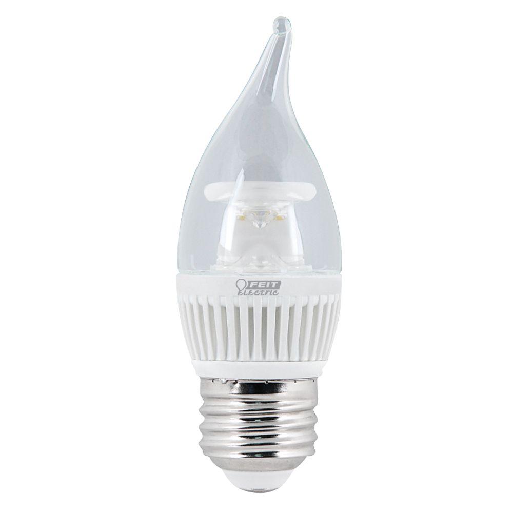 Ecosmart LED 60w Candelabra Base Sw Ecosmrt
