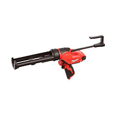 M12 12V Lithium-Ion Cordless 10 oz. Caulk and Adhesive Gun (Tool-Only)