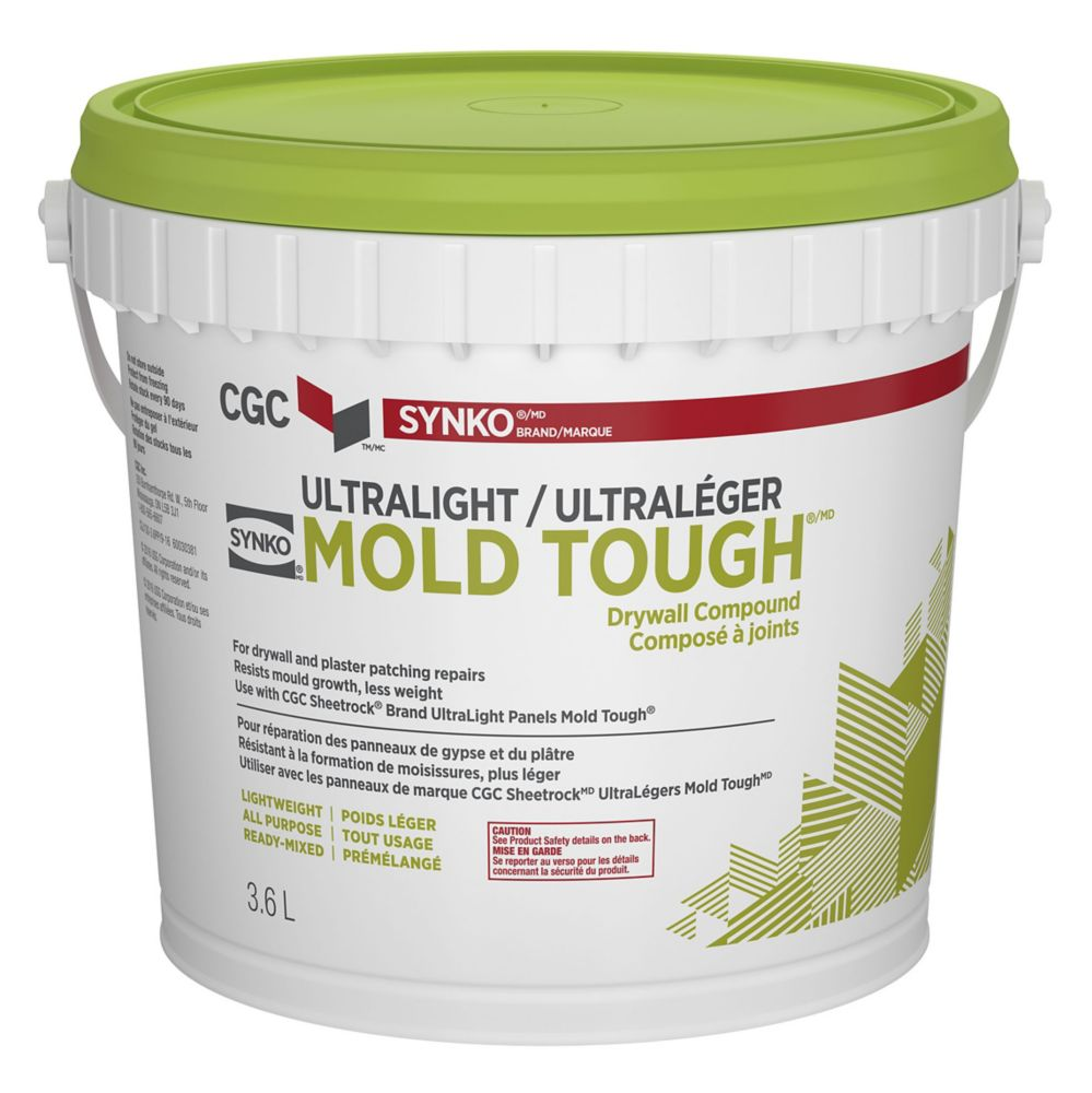 Ultralight Mold Tough Compound 3 6l Photo Of Product