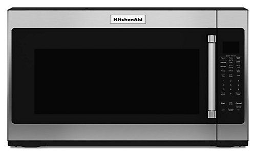 950 W Microwave With Sensor Functions In Stainless Steel