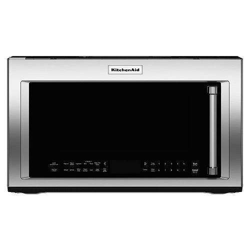 KitchenAid 1.9 cu. ft. Over the Range Convection Microwave in Stainless Steel