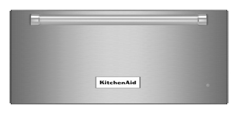 Tiroir réchaud / cuisson lente de 24 po, Acier inoxydable - KOWT104ESS
