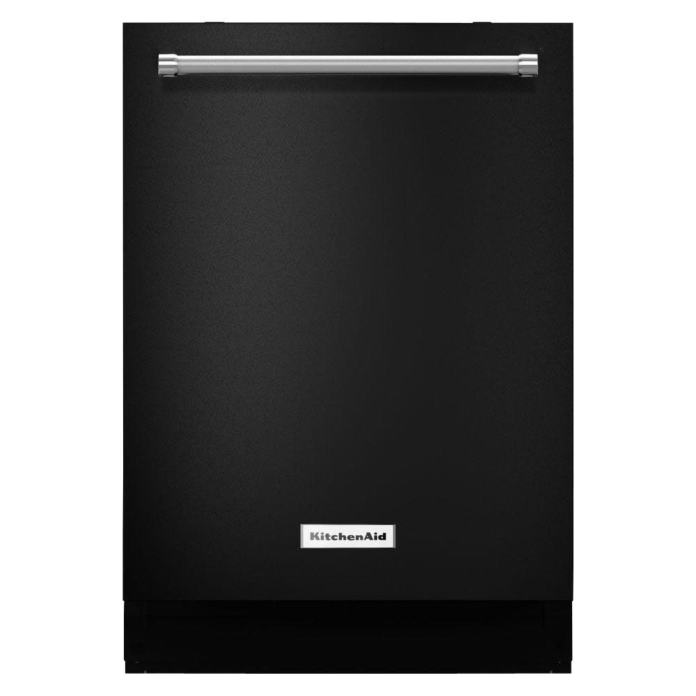 24-inch Dishwasher with ProScrub Option in Black