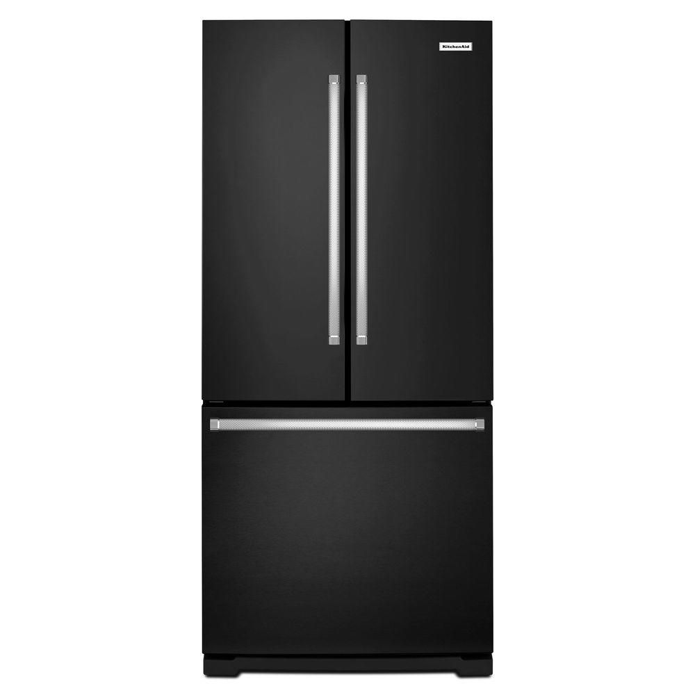 Ge Profile 24 8 Cu Ft French Door Refrigerator With Internal