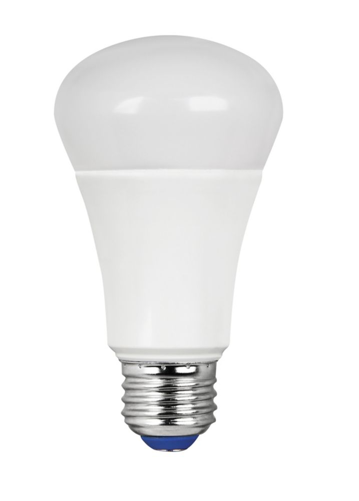 LED 60w A19  Med Base Sw Cld Strt