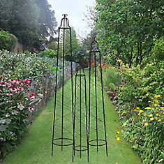Cimarron Garden Trellis, (Set of 3)