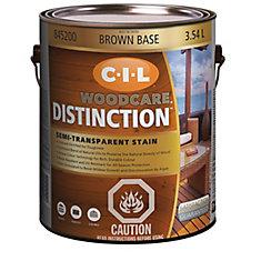 Woodcare Distinction ST Brown Base 3.54L-845200