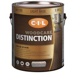 CIL Traite-Bois Distinction Opaque Base pâle 3.54L-841100