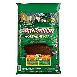 Scotts Terre à pelouse enrichie Turf Builder, 42,5 L
