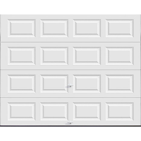 Clopay Premium Series 9 Ft X 7 Ft Garage Door The Home Depot Canada