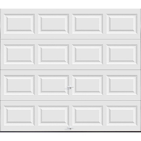 Clopay Premium Series 8 Ft X 7 Ft Garage Door The Home Depot Canada