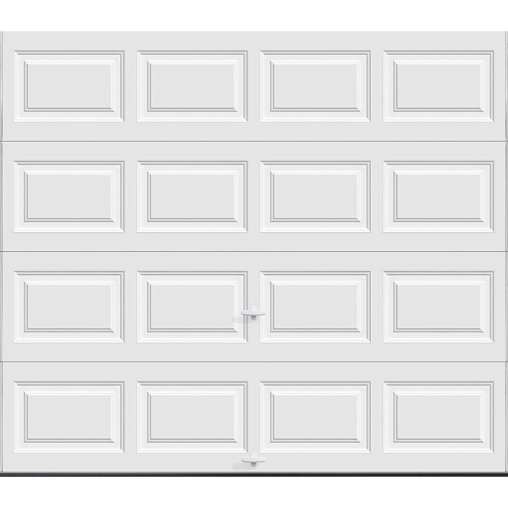 Premium Series 8 ft. x 7 ft. Garage Door
