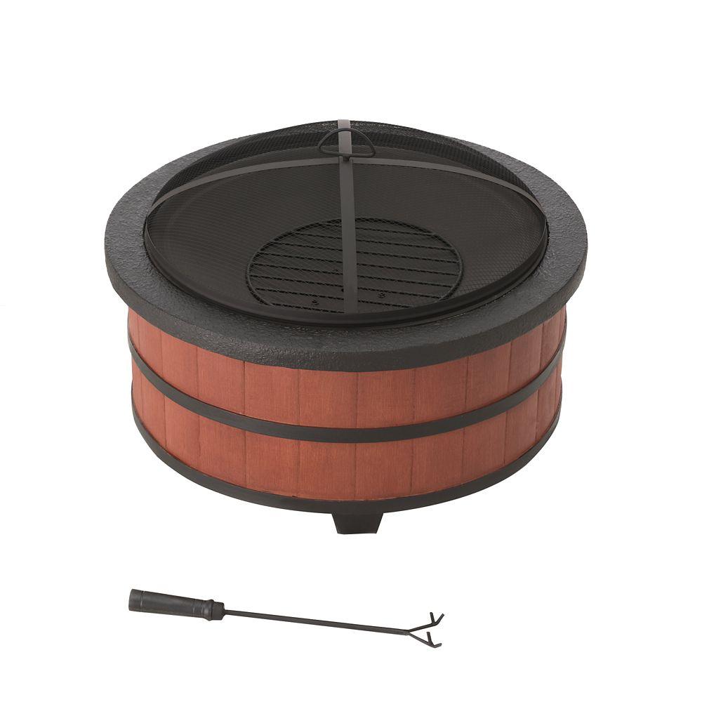 30-inch Grimshaw Fire Pit