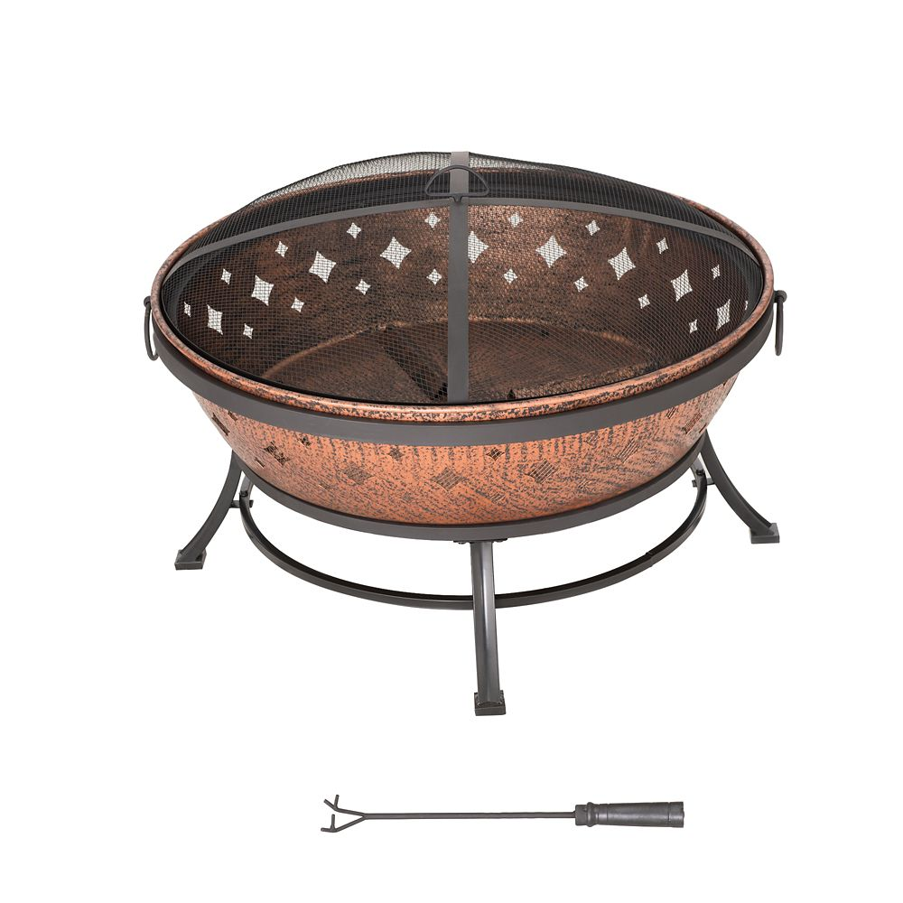 patio firepits canada discount. Black Bedroom Furniture Sets. Home Design Ideas