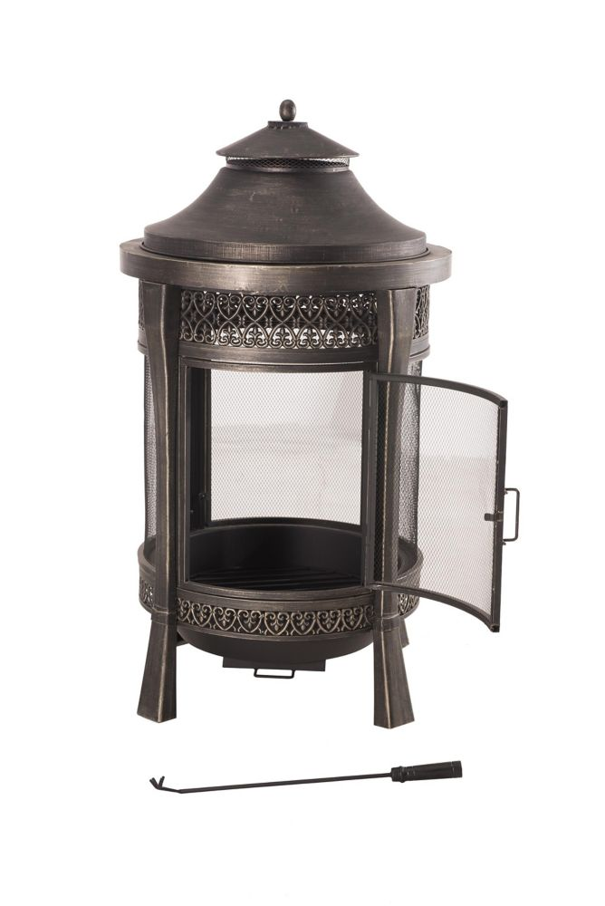 Outdoor Fireplaces | The Home Depot Canada