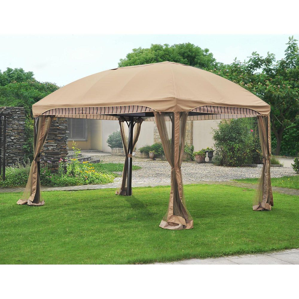 Cantina 10 ft. x 13 ft. Domed Top Gazebo