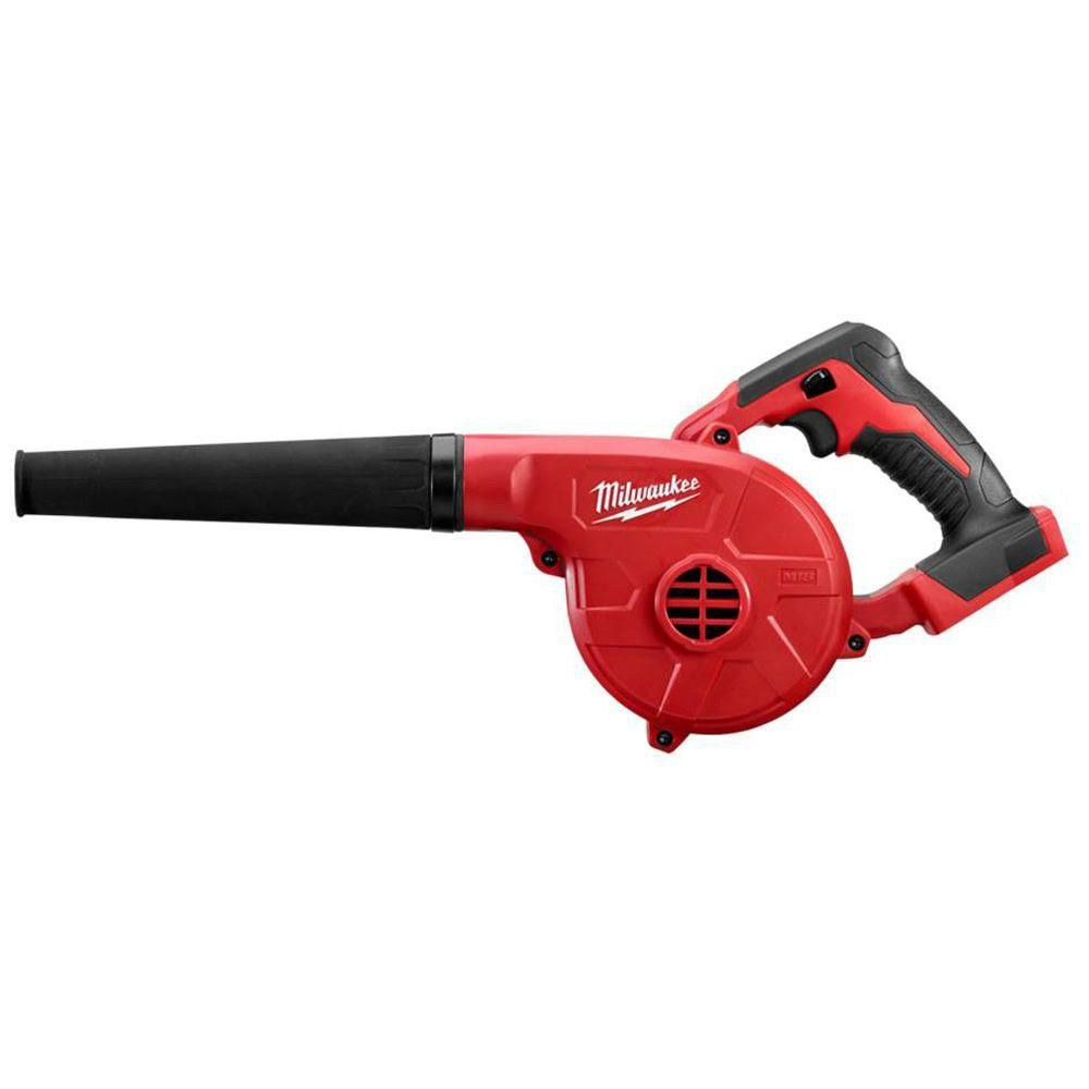 Hand Air Blower : Milwaukee tool m compact blower bare the home