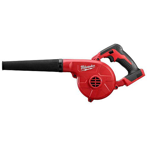 Milwaukee Tool M18 18V Lithium-Ion Cordless Compact Blower (Tool Only)