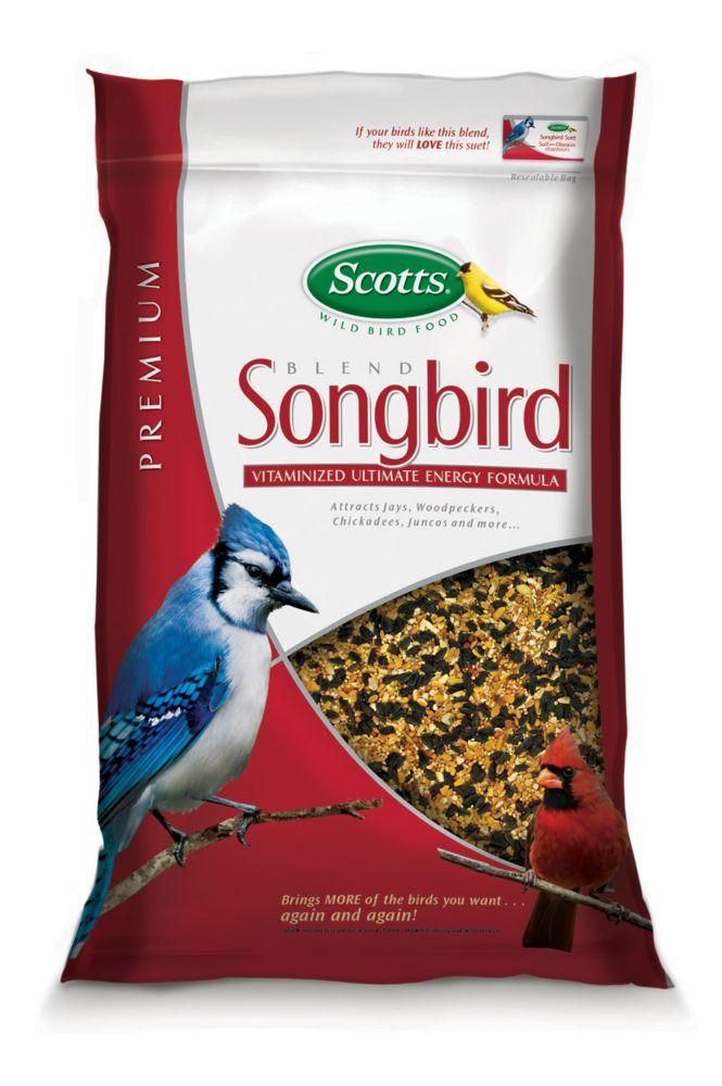 Songbird Wild Bird Seed With Corn 6.3Kg
