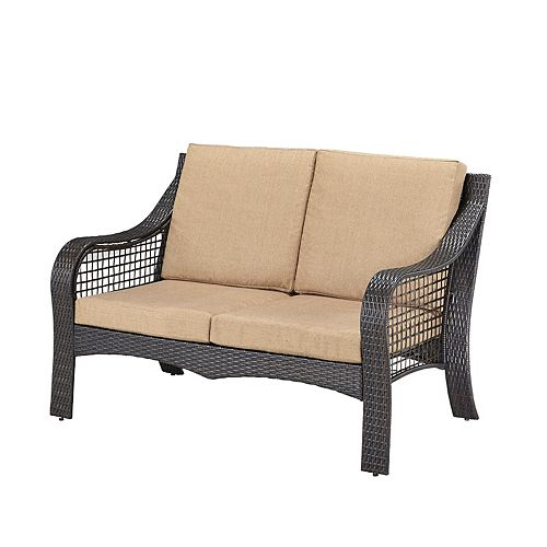 Home Styles Lanai Breeze Patio Love Seat