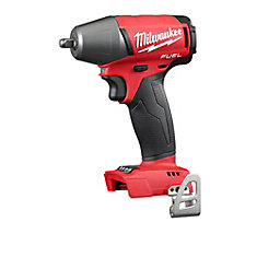 M18 FUEL 18-Volt Lithium-Ion Brushless Cordless 3/8-Inch Compact Impact Wrench (Tool-Only)