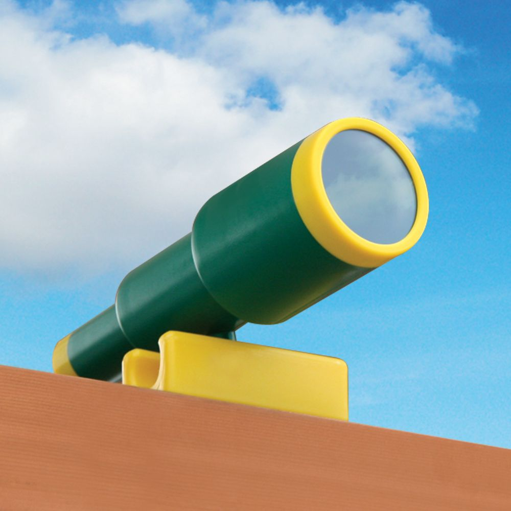 Green and Yellow Play Telescope