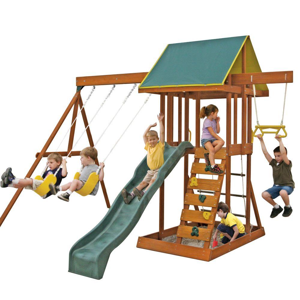 Big Backyard Meadowvale II Playset