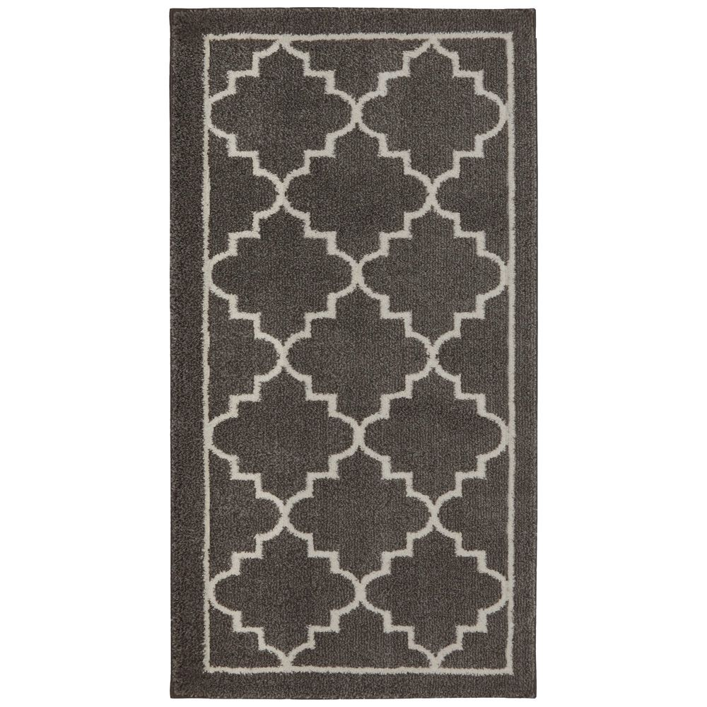 Winslow Walnut 2 Feet x4 Feet Scatter Rug