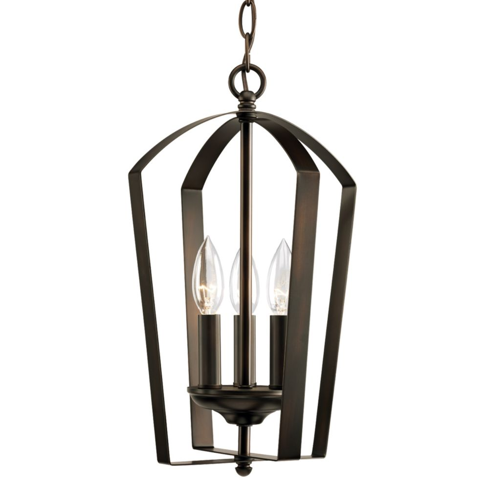 Foyer Lighting Canada : Seraphine collection light silver and gold bowl pendant
