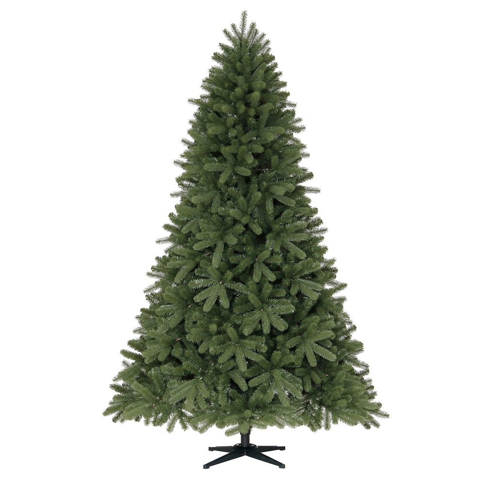 Downswept Artificial Christmas Trees
