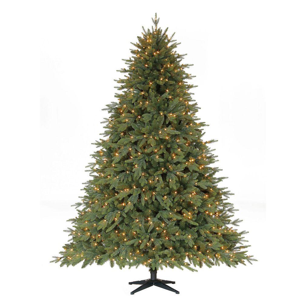 7.5FT MONTEREY PE QUICK SET TREE
