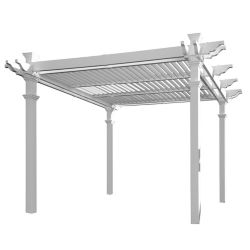 New England Arbors Avalon Pergola
