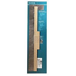 Belanger Laminates Inc 4971-52 Countertop End Cap Kit in Bronzite
