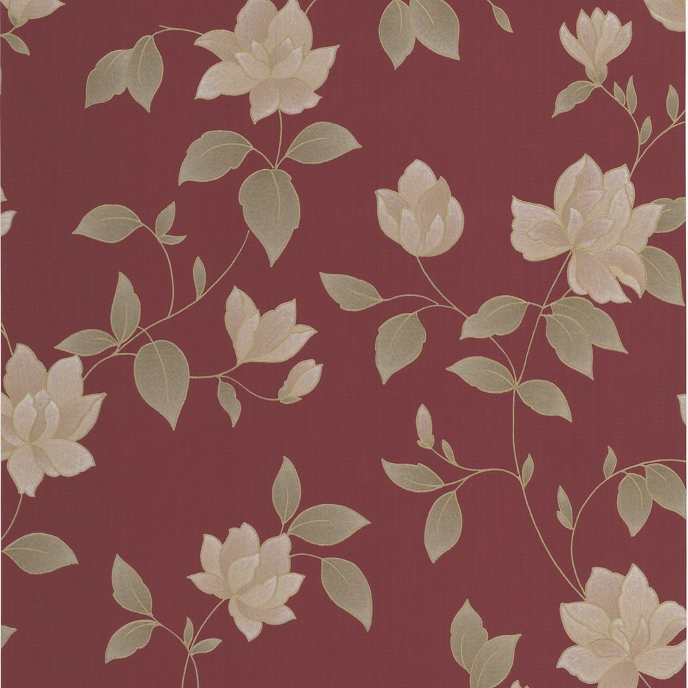 graham brown amy papier peint rouge home depot canada. Black Bedroom Furniture Sets. Home Design Ideas