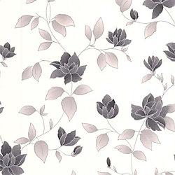Graham & Brown Amy Papier Peint Noir/Blanc
